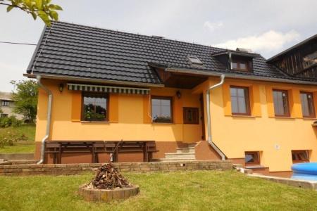 Silvestr - Český ráj - Chalupa v Jesenném